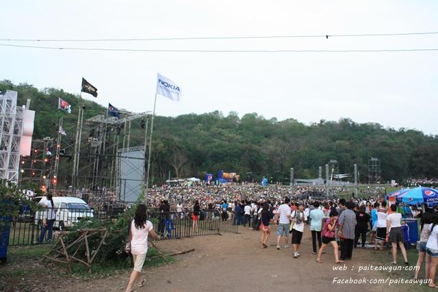 bigmountain music festival มันใหญ่มากกกกกกกก