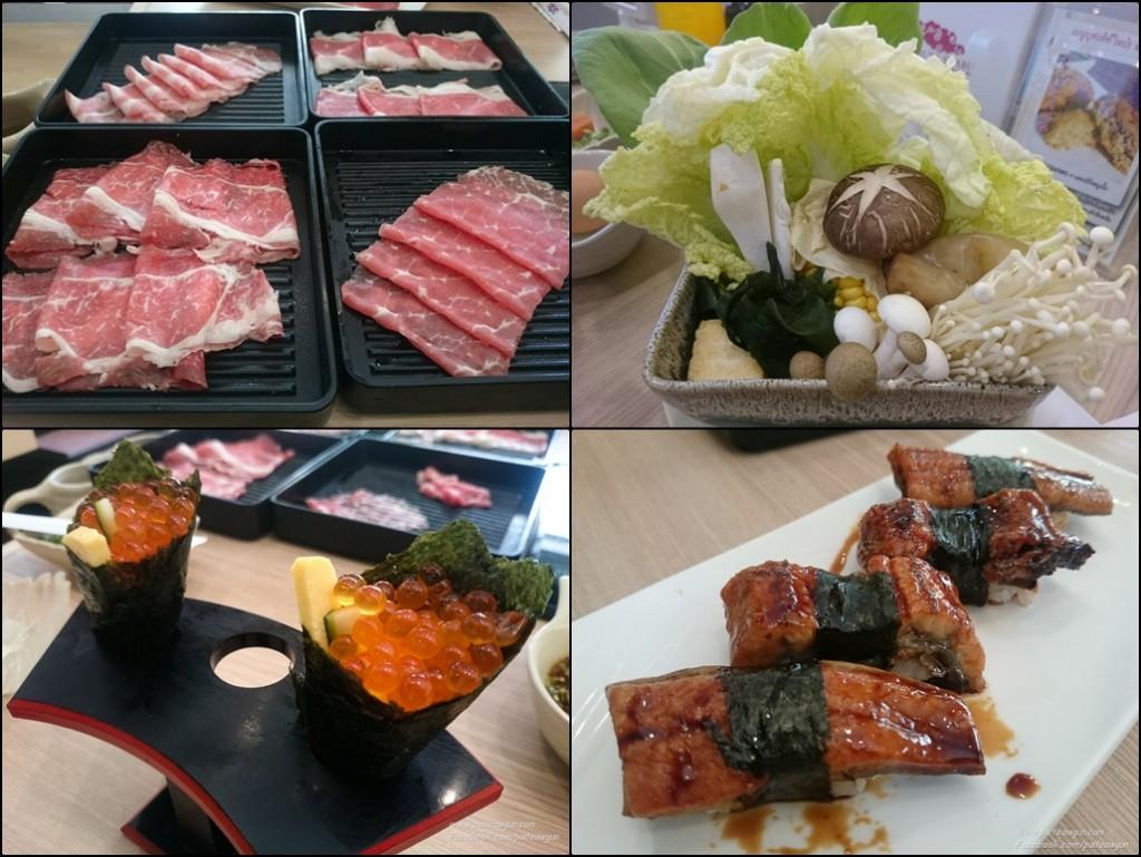 ปลาไหลบุฟเฟ่ต์ กินให้เบื่อไปเลยที่ shibuya shabu บุฟเฟ่ต์